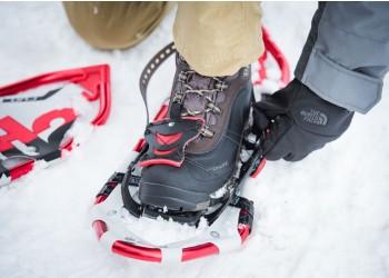 botas para raquetas de nieve